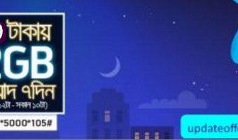 GP Night Pack 2GB Offer,GP 49TK Night Pack Offer