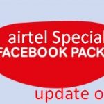 Airtel Facebook Package Offer
