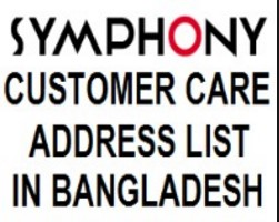 Symphony Customer Care,Symphony Showroom
