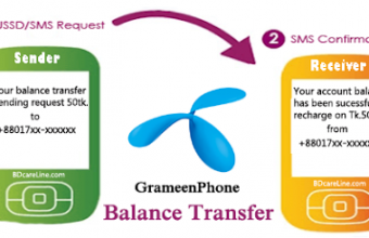 GP Balance Transfer New System