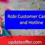 Robi Customer Care Center and Hotline