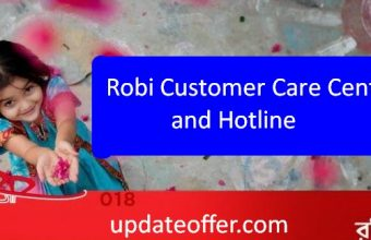 Robi Customer Care Center and Hotline