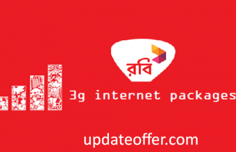 Robi Internet Package 2018