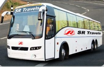 SR Travels All Ticket Counter Contact Number