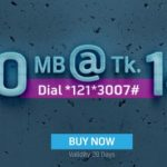 GP 500MB 149Tk Offer With 28 Days Validity