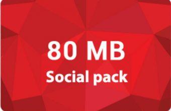 Robi 80MB Social Internet 5Tk Offer