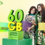 Teletalk 60GB Internet 2000Tk Offer