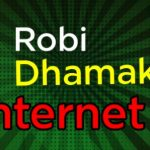Robi Dhamaka Internet Package Offer