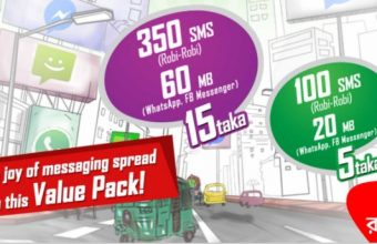 Robi SMS Package