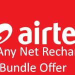 Airtel Any Net Recharge Bundle Offer
