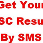 How Can Check SSC Result 2020 By Mobile SMS