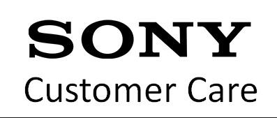 Sony Customer Care Bangladesh & Showroom Address