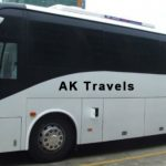AK Travels Ticket Counter Number & Buy Online Ticket