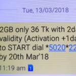 GP 2GB 36Tk Internet Offer