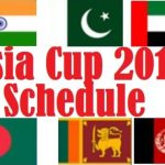 Asia Cup Schedule 2018, Venue & Country List