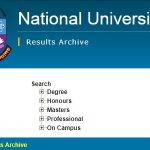 National University Exam Result/ Nu Result www.nu.edu.bd