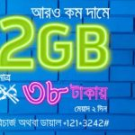 GP 2GB 38Tk Internet Offer