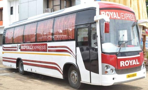 Royal Express Ticket Counter Mobile Number & Address