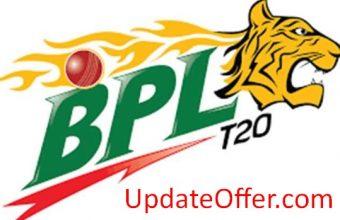 Bangladesh Premier League BPL Schedule 2019