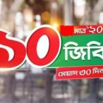 Robi 10GB Internet 209Tk Offer