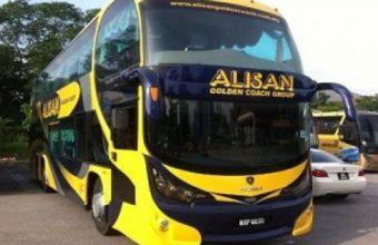 Alisan Golden Coach Express Contact Number