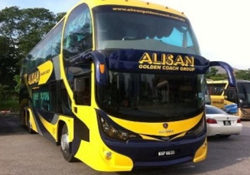 Alisan Golden Coach Express