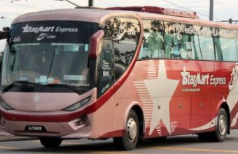 Starmart Express Bus Service Contact Number