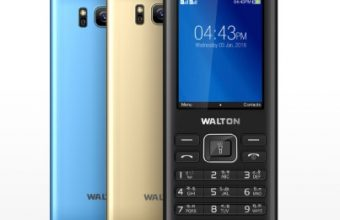 Walton Olvio Q38 BD Price & Full Specification
