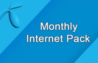 GP 1 Month Validity Internet Package Offer 2019
