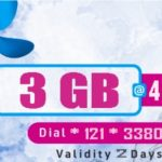 GP 3GB 44Tk Internet Offer 2019