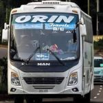 Orin Travels Ticket Counter & Contact Number