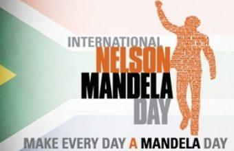 Nelson Mandela Day 18 July