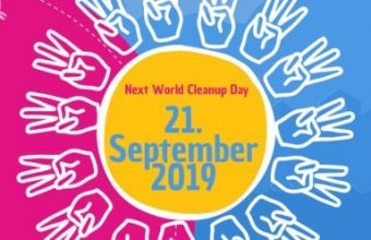 World Cleanup Day 2019-21st September World Cleanup Day 2019