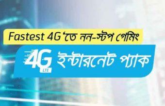 GP 4G Internet Package 2020