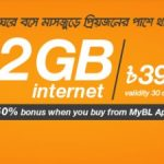 Banglalink 12GB 399Tk Internet Offer