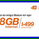 Banglalink 18GB 499Tk Internet Offer