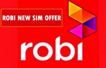 Robi New SIM Offer 2020 (July)
