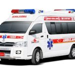 Ambulance Services List Dhaka City