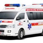 Sylhet Ambulance Services List