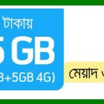 GP 15GB Internet 398Tk Offer